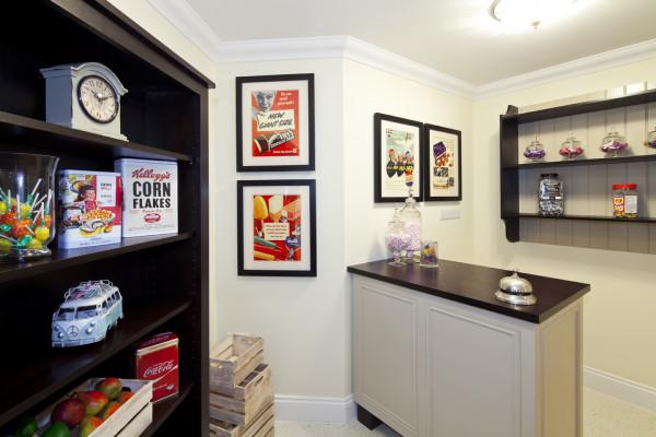 Corner Shop Clever Care Home Design