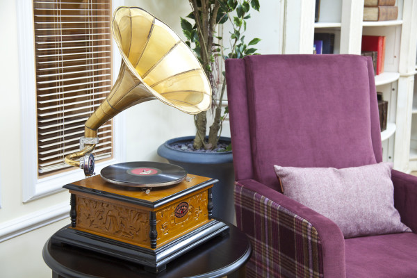 Music Room Clever Care Home Design