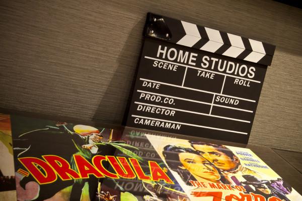 Cinema Clever Care Home Design