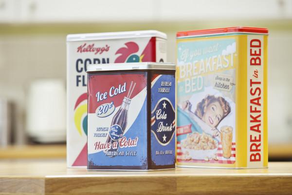 Vintage Cereal Clever Care Home Design
